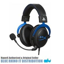 Kingston HyperX Cloud Gaming Headset for PS4 (HX-HSCLS-BL/AS)