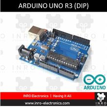 Arduino UNO R3 | DIP package microcontroller | Compatible version