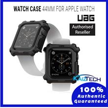 UAG Rugged Case for Apple Watch 44mm Series 4  & 5 - Black/Black
