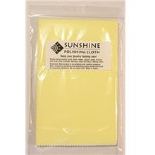 [USA Shipping]10 Sunshine Silver Polishing Cloth for Sterling Silver Gold Bras
