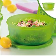 Tupperware Modular Bowl (1) 4L -Green.Food container.Bekas makanan-