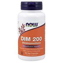 [From USA] Now Supplements DIM 200 (Diindolylmethane) with Calcium D-Glucarate