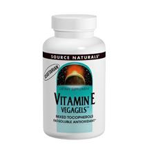 [From USA] Source Naturals Vitamin E 400IU Mixed Tocopherols Fat-Soluble Antio