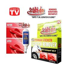 Scratch-Dini Vehicle Car Scratch Remover Solution