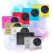 Action Camera Wifi Sports 14mp (SJ7000) Black Only