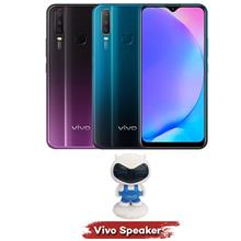 [PROMO] Vivo Y17 6.35 inch 4GB RAM Smartphone + Vivo Bluetooth Speaker (Vivo W