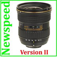 New Canon Mount Tokina AT-X 116 PRO DX II AF 11-16mm F2.8 Lens