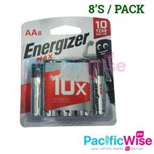 Energizer Battery AA (8pcs)
