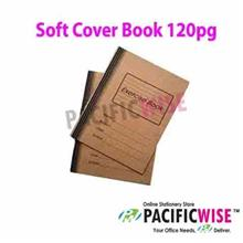 Soft Cover Book (120 Pages)