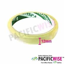 "Cellophane Tape 12mm x 40m (1/2"")"