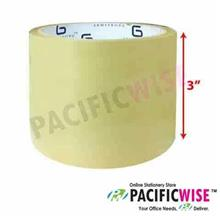 "OPP Tape 72 mm X 40 m (3"") (Transparent)"