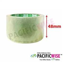 "OPP TAPE 2"" TRANSPARENT (48MM X 40M)"