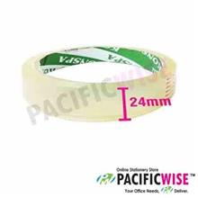 "Cellophane Tape 24mm x 40m (1"")"