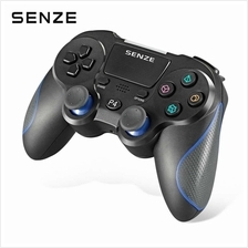 SENZE Bluetooth Game Controller Wireless Gamepad Joystick for PS4 / PS3 / PC (