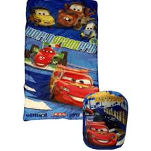 [From USA]Disney Cars 2 Mater Grand Prix Sleeping Slumber Bag
