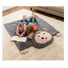 [From USA]Magic Cabin Jumbo Hedgehog Snuggle Mat