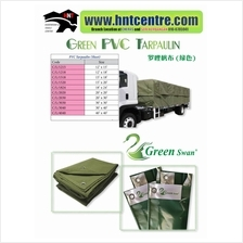 PVC Green Tarpaulin/ Canvas/ Lorry Canvas