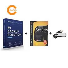 Acronis Promo Pack (Acronis True Image+Comodo IS+Flash Drive 8GB)