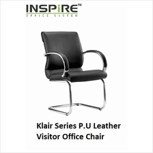 Klair Series P.U Leather Visitor Office Chair