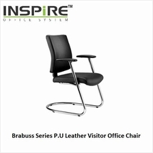 Brabuss Series P.U Leather Visitor Office Chair