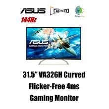"Asus 31.5"" VA326H Curved 144Hz 4ms Gaming Monitor"