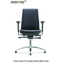 Clover Series P.U Leather Visitor Office Chair