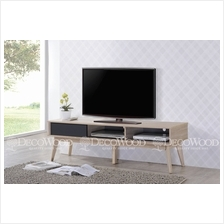 TV Cabinet Wood / Hall Cabinet / Lounge Cabinet / Display Cabinet / LC