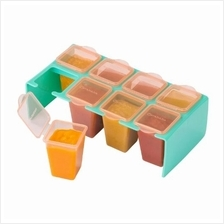 Clevamama - Clevaportions Freezer  & Storage Pots