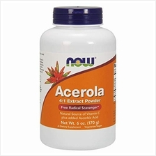 [From USA] NOW Supplements Acerola Powder 6-Ounce.