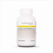 [From USA] Integrative Therapeutics - Vitamin C with Quercetin - Supplement fo