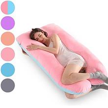 [From USA]Cepheus Pregnancy Body Pillows with Velvet CoverU Shaped Full Body M