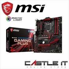 MSI B360 GAMING PLUS INTEL Socket 1151 Motherboard Mainboard