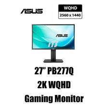 "ASUS 27"" PB277Q Gaming Monitor (2K WQHD 2560 x 1440, 1ms, up to 75Hz)"