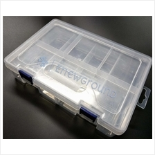 Plastic storage box (Double story)