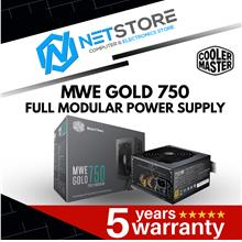 Cooler Master CM MWE Gold 750W Fully Modular Power Supply