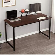 [From USA]sogesfurniture Computer Desk with Shelf 47.2 inches Sturdy Office De