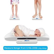 [Good Choice]Baby Scale Multi-Function Toddler Scale Baby Scale Digital Pet Sc