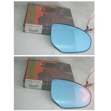 Mazda 2 / Mazda 3 / Mazda 6 08-13 Blue Side Mirror w LED Signal