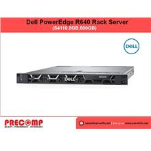 Dell PowerEdge R640 Rack Server (S4110.8GB.600GB) (R640-S4110)