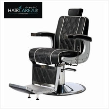 Royal Kingston K-827-2-E Hydraulic Heavy Duty Emperor Barber Chair