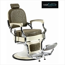 Royal Kingston K-852-6-E1 Hydraulic Heavy Duty Emperor Barber Chair