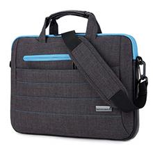 [USA Shipping]BRINCH Laptop Bag for Men Women Slim Business Briefcase Shoulder