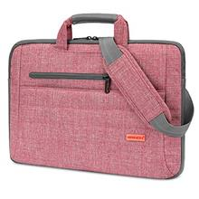 [USA Shipping]BRINCH Laptop Bag for Women Slim Light Business Briefcase Should