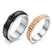 Two-tones Convex Decoration Couples Rings