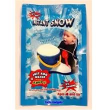 3 sachets DIY Instant Snow for Christmas/Party