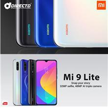 XIAOMI Mi9 lite (6GB RAM | 128GB ROM)NEW MODEL! ORIGINAL set by XIAOMI
