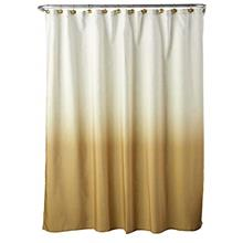 [From USA]SKL HOME by Saturday Knight Ltd. Vern Yip Ombre Shower Curtain Gold
