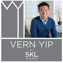 [From USA]SKL HOME by Saturday Knight Ltd. Vern Yip Ombre Shower Curtain Teal