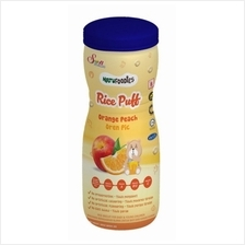 Natufoodies: Orange Peach Rice Puff 60g - 18% OFF!!