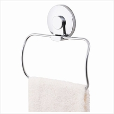 [From USA]TAILI Drill-Free Removable Vacuum Suction Cup Towel Ring Holder Hang